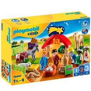 Portal Belén Playmobil Infantil en amazon