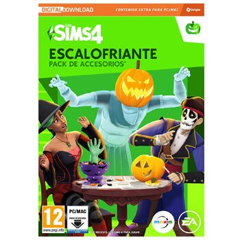 Los Sims 4 Escalofriante Amazon