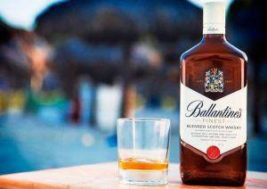 Whisky Escocés Ballantine's