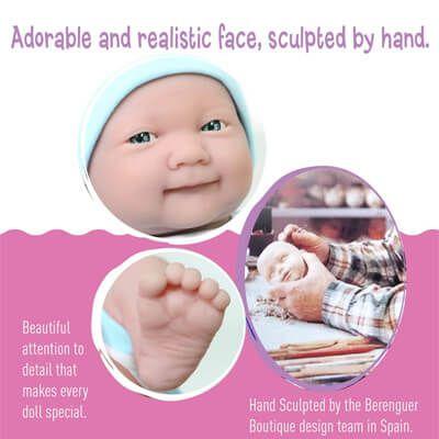 comprar muñeco realista barato