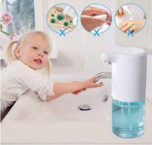 Comprar Dispensador de jabón automático barato