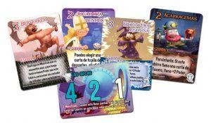 juego estrategico de cartas oferta
