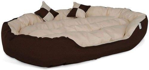 Dibea cama para perros en tejido Oxford
