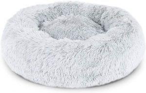 cama mascotas donut