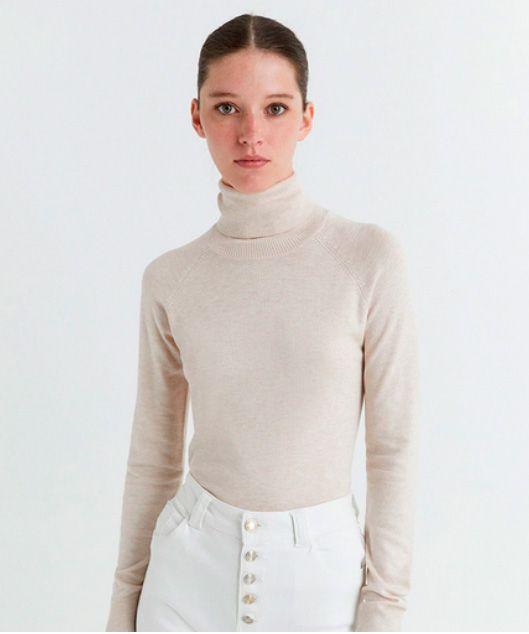 Jerseys Sfera Blanco para mujer