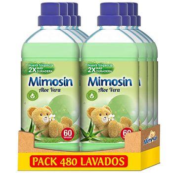 Mimosin Suavizante Concentrado Aloe Vera 60 lavados