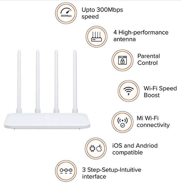 Xiaomi router oferta