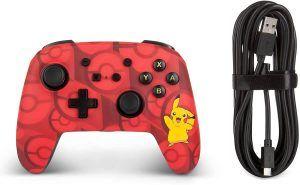 comprar mando de pikachu nintendo switch barato
