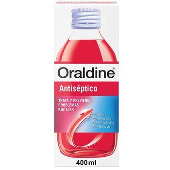 Oraldine Antiséptico Amazon