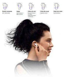 comprar auriculares HUAWEI pro baratos