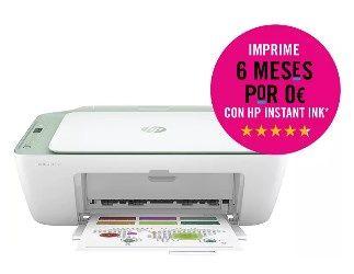 Impresora multifunción DeskJet 2722