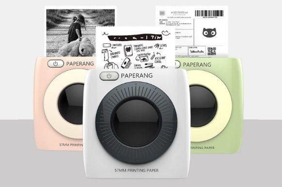 Comprar Impresora térmica Xiaomi PAPERANG P2 barata
