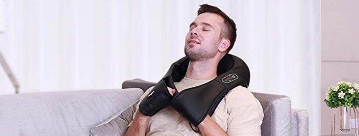 comprar Masajeador de cuello y hombros barato
