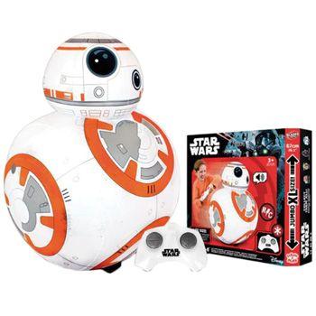 Robot BB8 Star Wars y grandes descuentos en juguetes electrónicos en El Corte Inglés