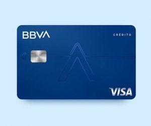 conseguir tarjeta aqua crédito BBVA