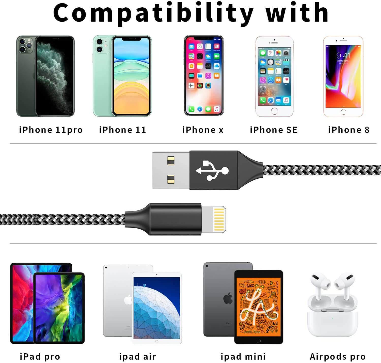 comprar cable para carga móvil barato