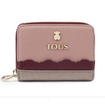 Monedero de mujer Tous rosa