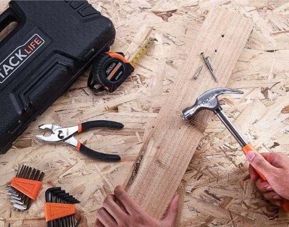Comprar Caja de herramientas 56 piezas barata