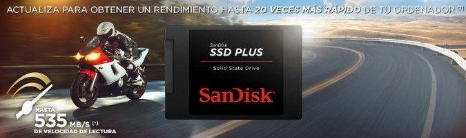 comprar Disco duro SSD SanDisk 240GB barato