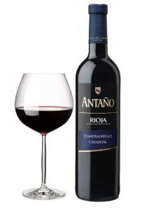 Comprar Pack 6 botellas vino tinto Rioja Antaño Crianza barato