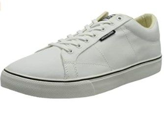 Zapatillas Jack & Jones hombre color blanco