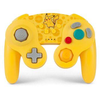 comprar mando nintendo pikachu barato