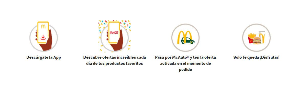 ofertas fantásticas en mcdonald