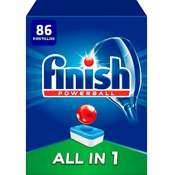 Finish Powerball All in 1 Original