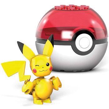 Figura Pokémon Pikachu