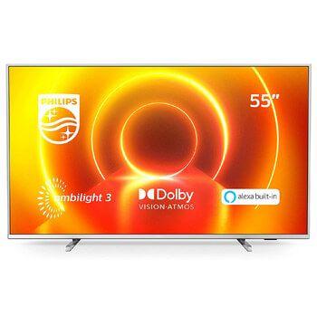 comprar televisión 55 pulgadas al mejor precio
