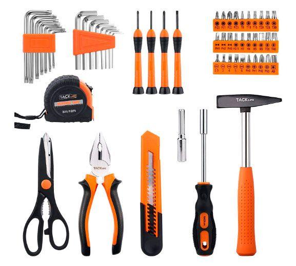 Caja de herramientas 56 piezas