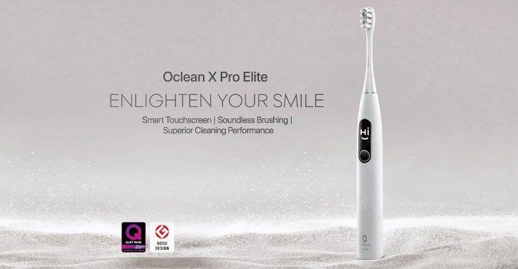 comprar Oclean X Pro EliteSonic Cepillo eléctrico + cabezales barato