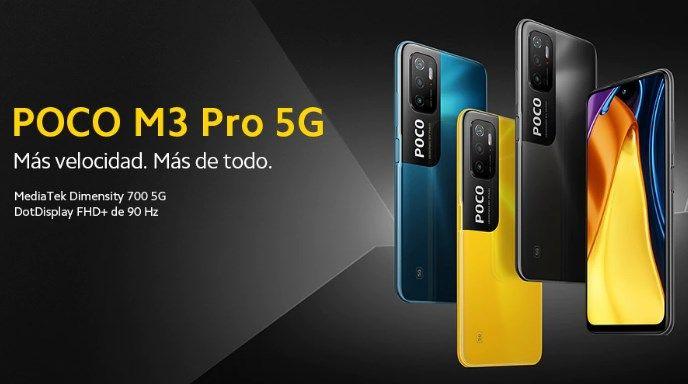 Comprar Poco M3 Pro 5G barato