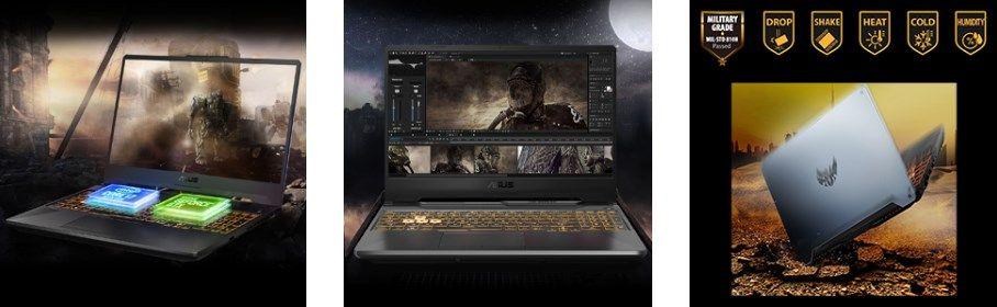 Comprar Portátil ASUS TUF Gaming barata