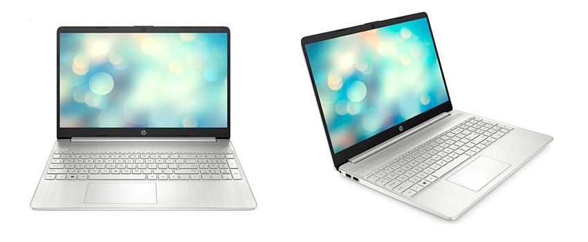 """Portátil HP 15,6"""" con procesador AMD"""