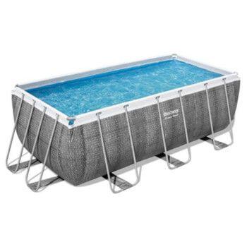 Set de piscina Power Steel