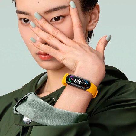 comprar Xiaomi-pulsera inteligente Mi Band 6