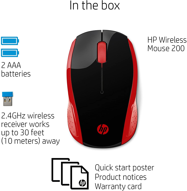 comprar ratón de ordenador HP barato