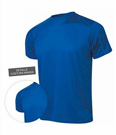 Camiseta de Running, Unisex Adulto