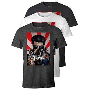 Camisetas serie The Boys para hombre