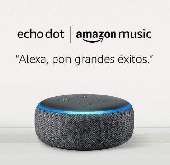 Echo Dot 3ª generación