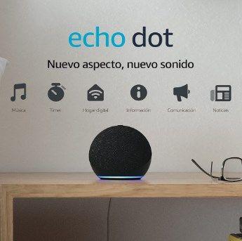Echo Dot 4.ª generación