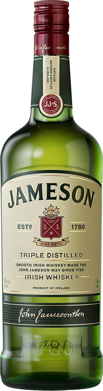 Whiskey Irlandés Jameson