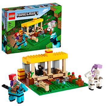 LEGO Minecraft El Establo de los Caballos