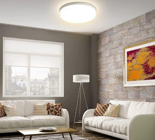 Comprar Lámpara LED de techo de diferentes medidas y potencia barata