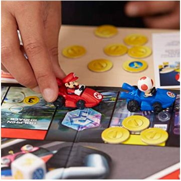 Monopoly- Gamer Mario Kart Versión Española