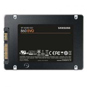 Samsung 860 EVO Basic SSD 4TB