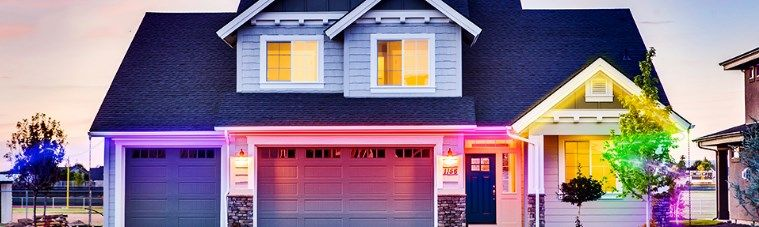 comprar Tira LED 10 metros WiFi compatible Alexa y Google barata