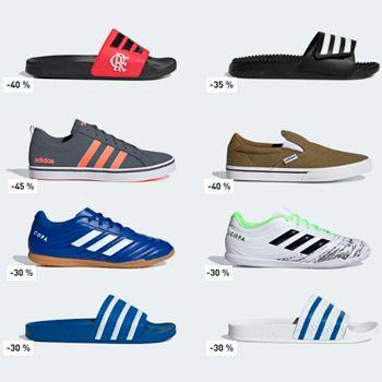 Rebajas de hasta el 50% + 20% extra en Adidas