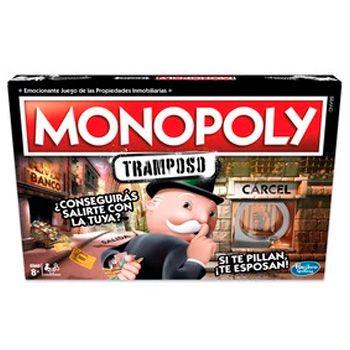 Monopoly Tramposo de Hasbro Gaming